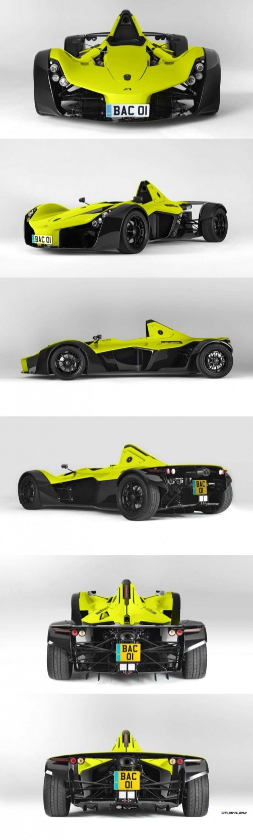 2016 BAC Mono - Digital Color Visualizer + TallPapers 2