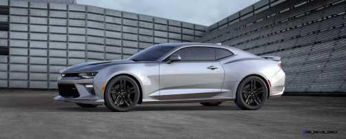 2016 Chevrolet CAMARO Coupe Colors 20
