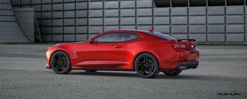 2016 Chevrolet CAMARO Coupe Colors 33