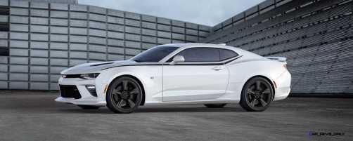 2016 Chevrolet CAMARO Coupe Colors 4