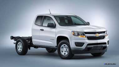 2016 Chevrolet Colorado box delete option