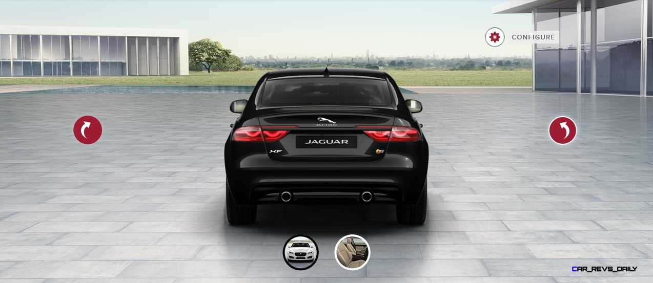 2016 Jaguar XF 2.0d R-Sport and 380HP XF-S Buyers Guide 13