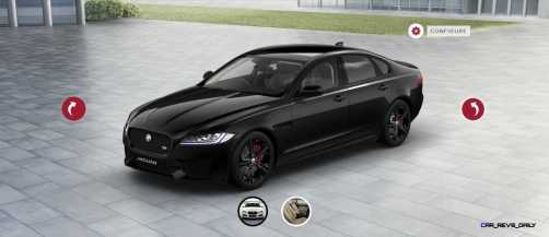 2016 Jaguar XF 2.0d R-Sport and 380HP XF-S Buyers Guide 16