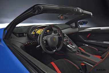 2016 Lamborghini Aventador LP 750-4 Superveloce Roadster 9