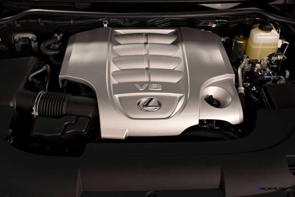 2016 Lexus LX570 19