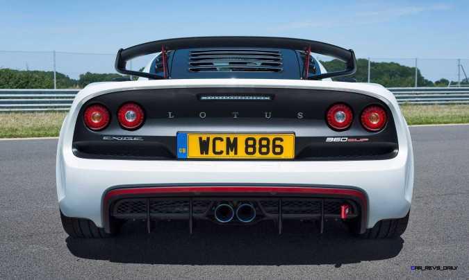 2016 Lotus Exige 360 Cup 11