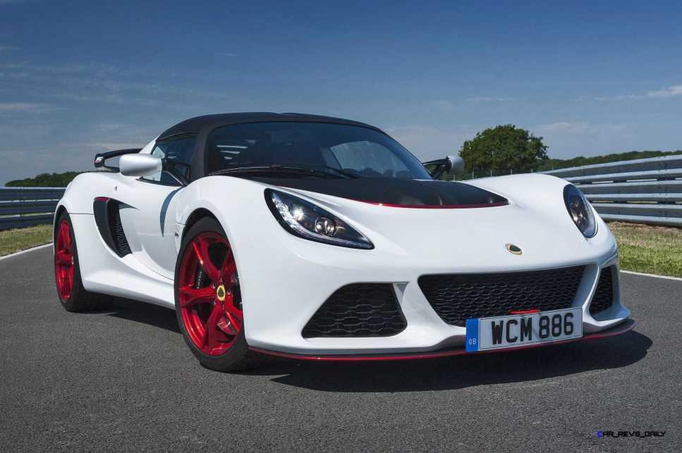 2016 Lotus Exige 360 Cup 5