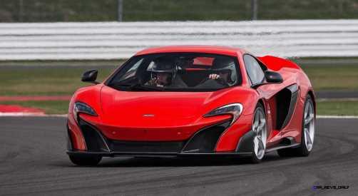 2016 McLaren 675LT Dynamic Debut - Track Video + 105 New Pics! 11