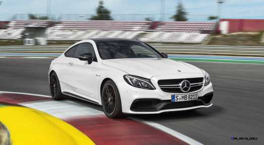2016 Mercedes-AMG C63-S Coupe 15