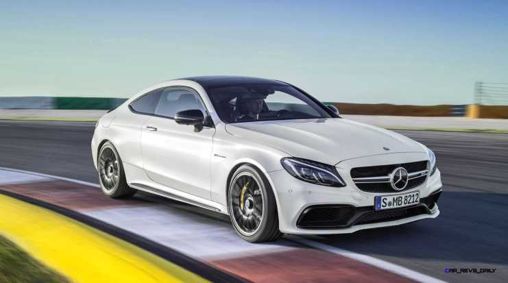 2016 Mercedes-AMG C63-S Coupe 19