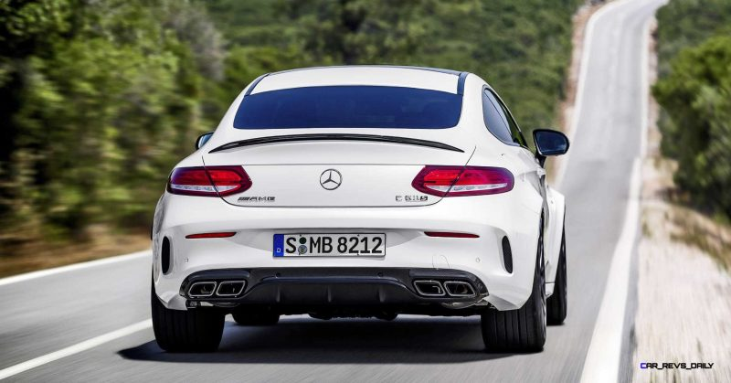 2016 Mercedes-AMG C63-S Coupe 28