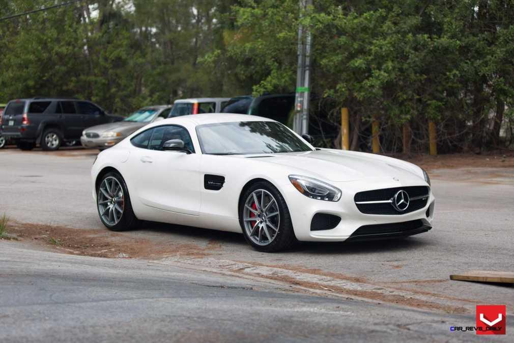 2016 Mercedes Benz GTS - © Vossen Wheels 2015 1046_17105969440_o