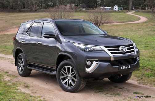 2016 Toyota Fortuner 11
