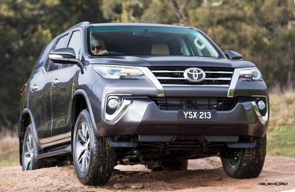 2016 Toyota Fortuner 12