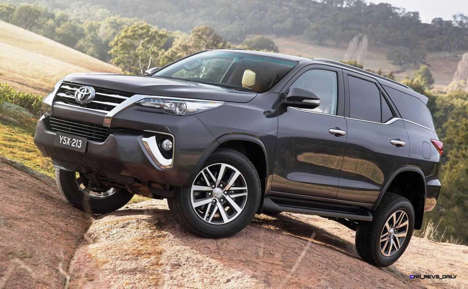 2016 Toyota Fortuner 5