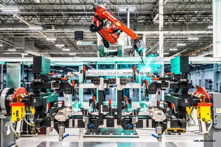 Performance Manufacturing Center: Precision Craftsmanship