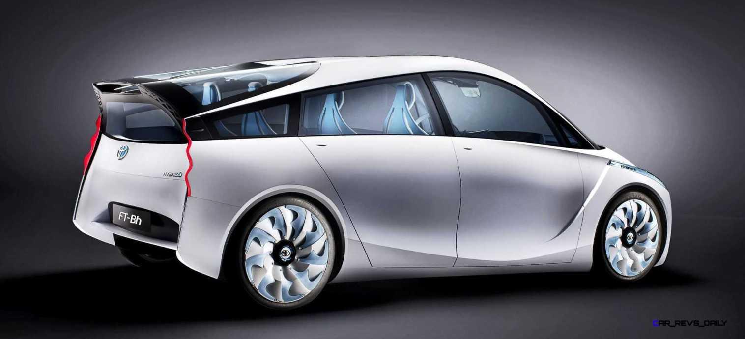 Concept Flashback - 2012 Toyota FT-Bh 16
