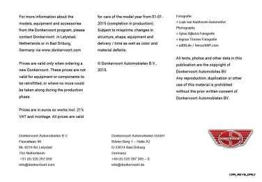 D8 GTO Brochure 21
