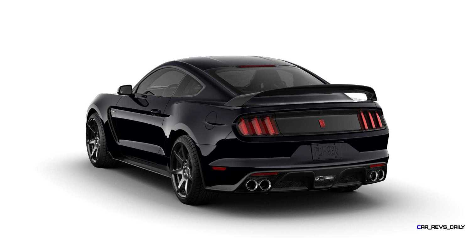 SHELBY GT350R Colors 38