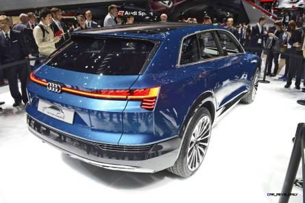 2015 Audi E-Tron Quattro Concept - Frankfurt IAA Debut 2
