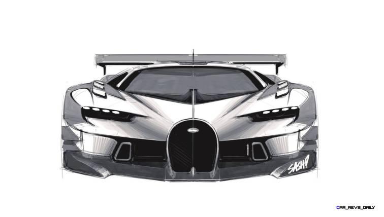2015 Bugatti Vision Gran Turismo Frankfurt 4