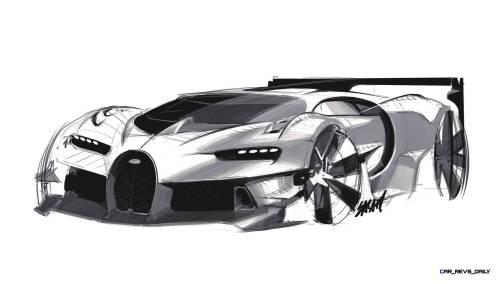 2015 Bugatti Vision Gran Turismo Frankfurt 8