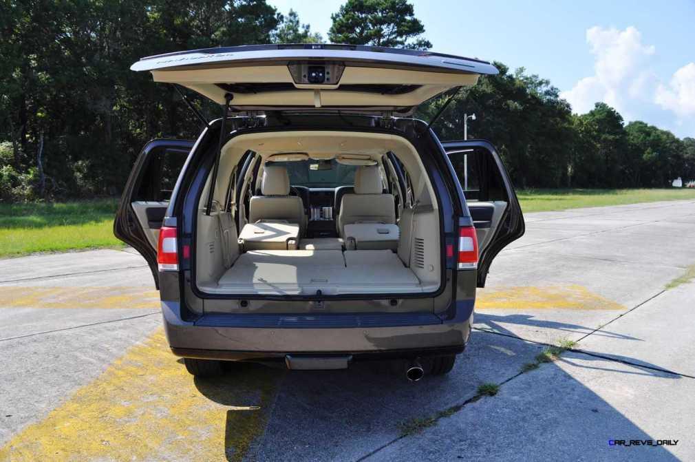 2015 Lincoln NAVIGATOR 4x4 Reserve - Interior Photos 1