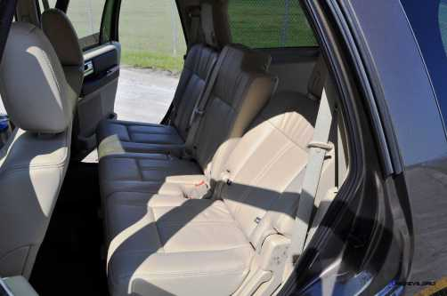 2015 Lincoln NAVIGATOR 4x4 Reserve - Interior Photos 8