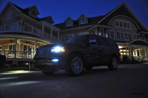 2015 Lincoln NAVIGATOR 4x4 Reserve LED Lighting Photos 3