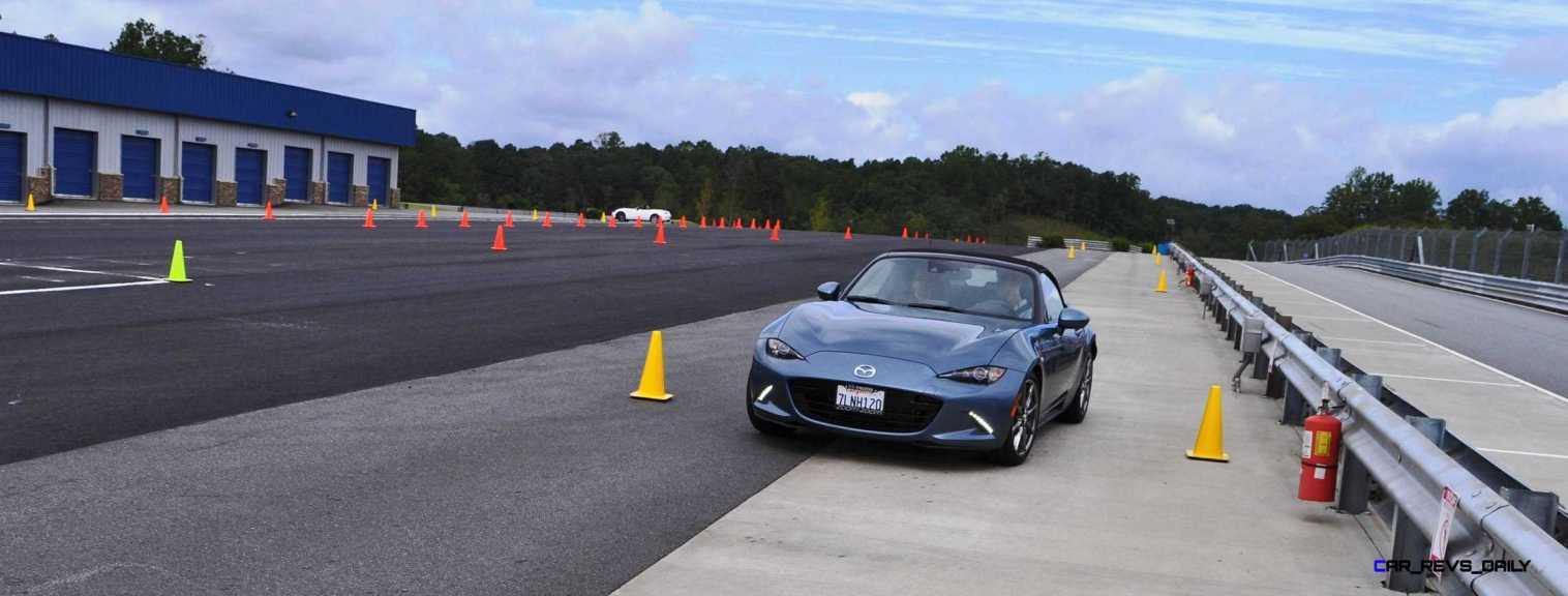 2015 Mazda MX-5 Miata Track Day 42