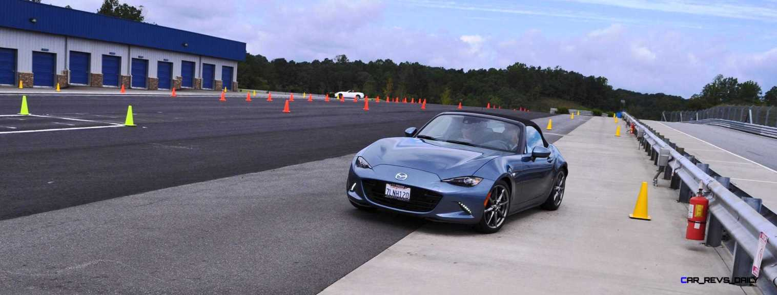 2015 Mazda MX-5 Miata Track Day 43
