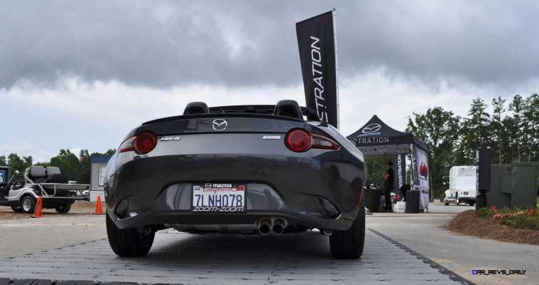 2015 Mazda MX-5 Track Day 19