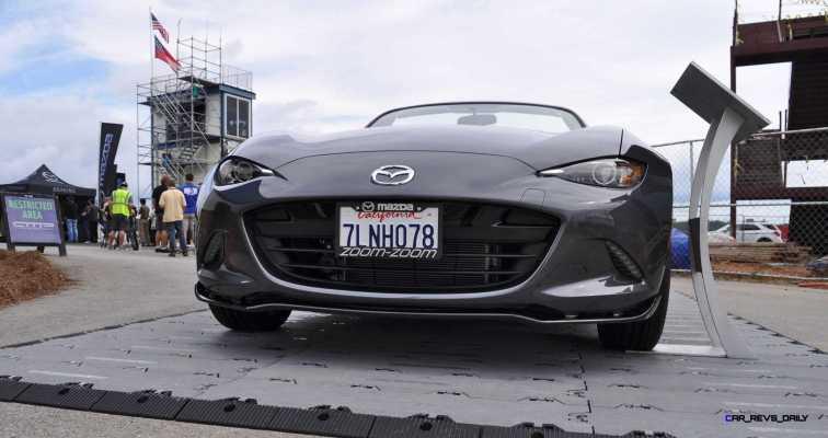 2015 Mazda MX-5 Track Day 37