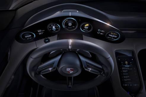 2015 Porsche Mission E 5