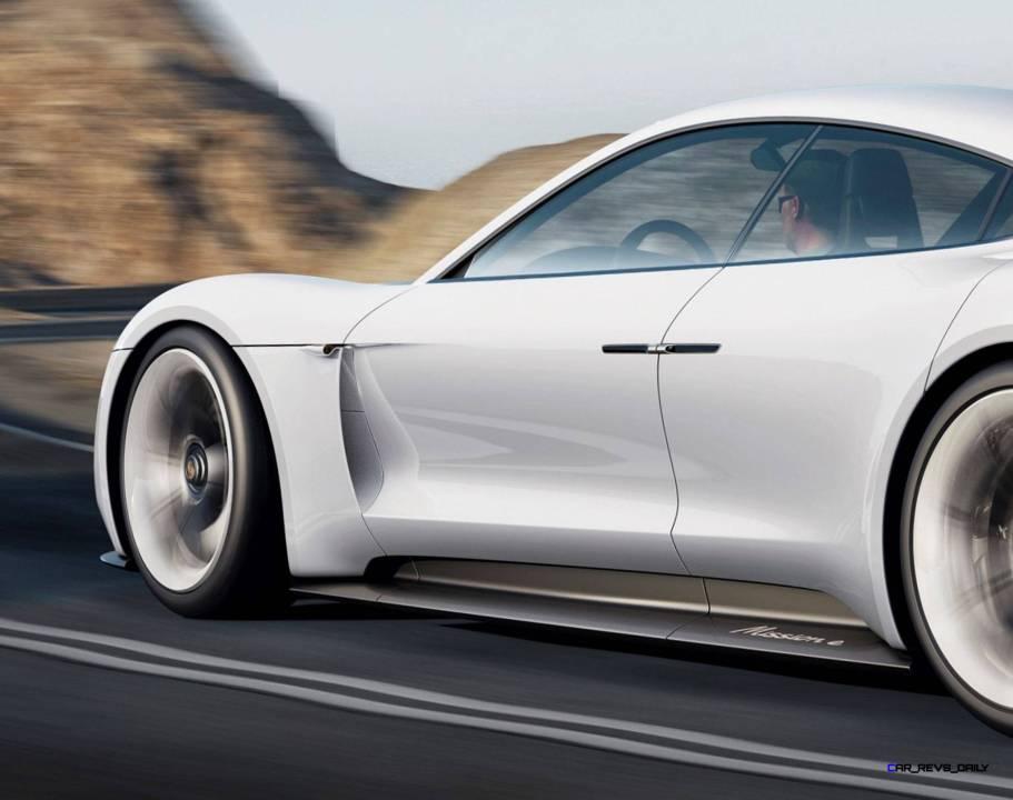 2015 Porsche Mission E 8