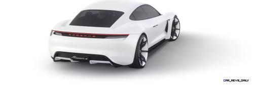 2015 Porsche Mission E Studio Stills 18