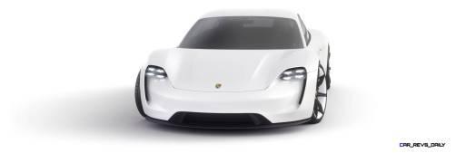 2015 Porsche Mission E Studio Stills 25