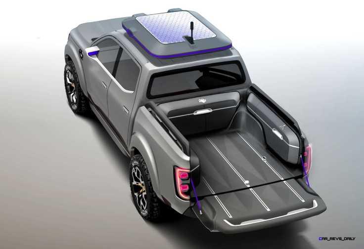 2015 Renault ALASKAN Concept 1