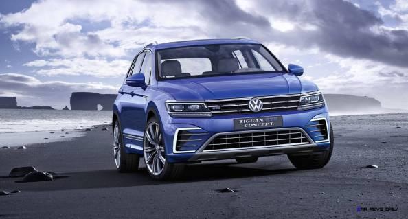 2015 Volkswagen TIGUAN GTE Concept 17