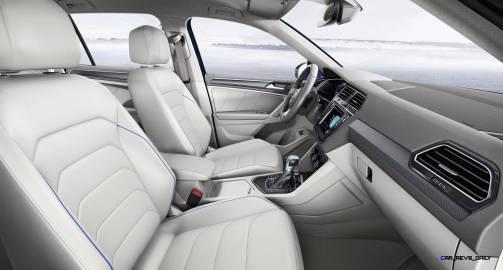 2015 Volkswagen TIGUAN GTE Concept 25