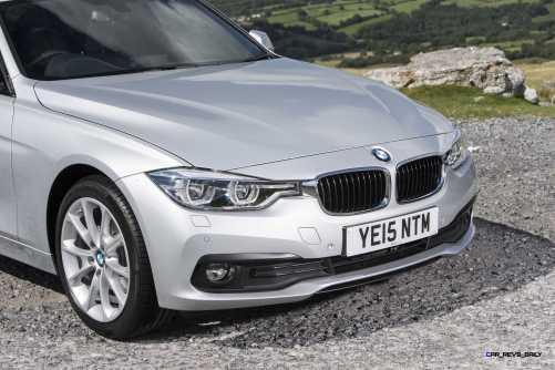 2016 BMW 3 Series 29