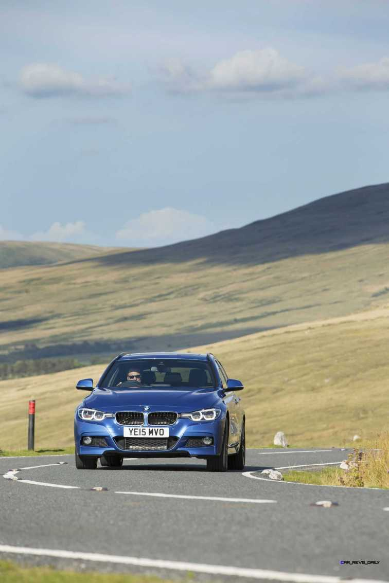 2016 BMW 330d xDrive Touring 16