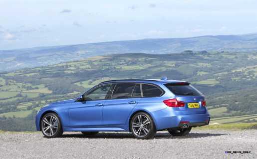 2016 BMW 330d xDrive Touring 5