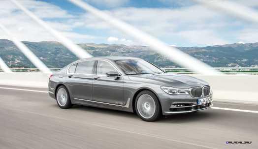 2016 BMW 750Li Exterior Photos 108