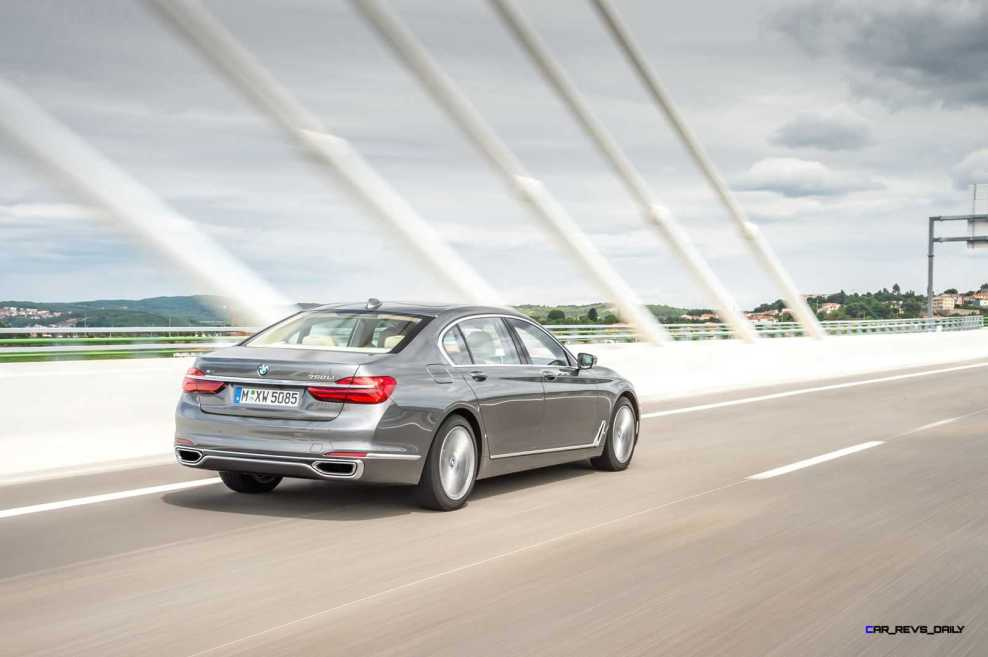 2016 BMW 750Li Exterior Photos 110
