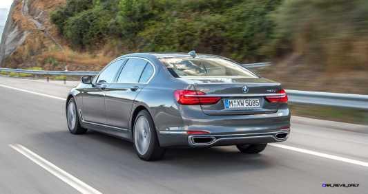 2016 BMW 750Li Exterior Photos 112