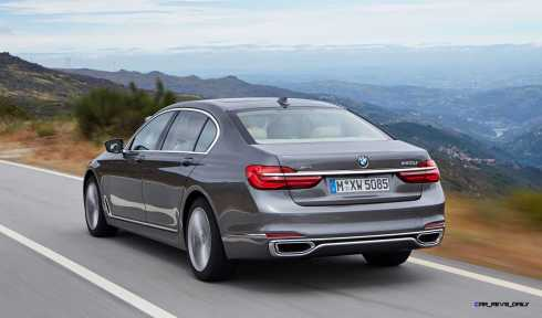 2016 BMW 750Li Exterior Photos 114