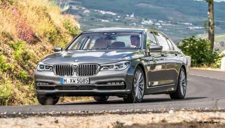 2016 BMW 750Li Exterior Photos 118
