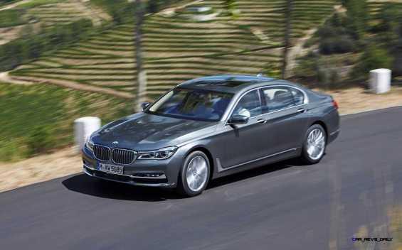 2016 BMW 750Li Exterior Photos 122