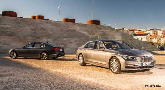 2016 BMW 750Li Exterior Photos 144